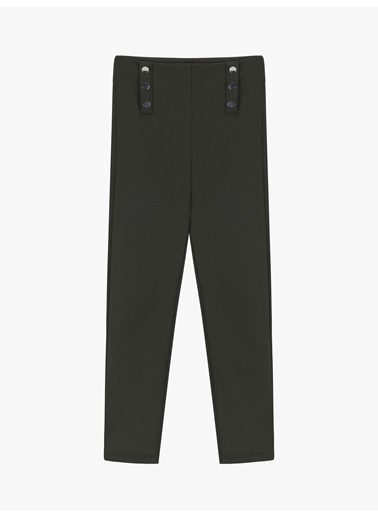 Twist Pantolon Yeşil